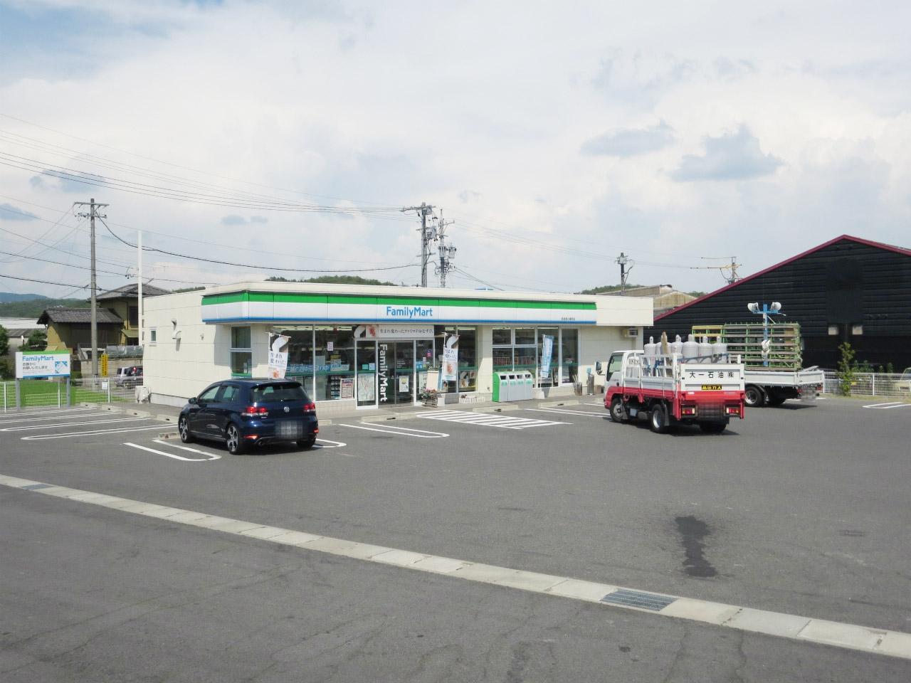 ファミリーマート 多治見小泉町店