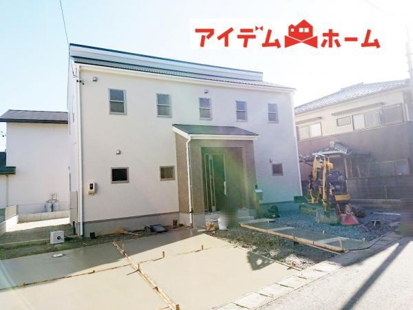 新築一戸建て 多治見市昭栄町48-10 太多線根本駅 1980万円