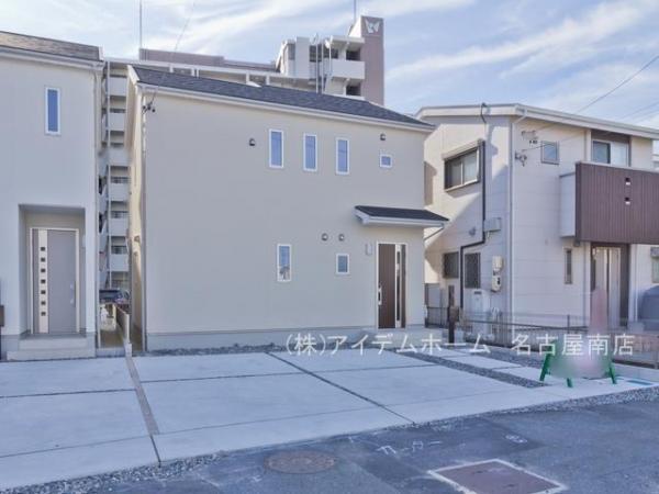 新築一戸建て 愛知県知多市新舞子字竜89番地3号 名鉄常滑線新舞子駅 2190万円