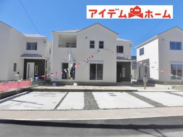 新築戸建 愛知県常滑市古場町4丁目97番地 名鉄常滑線常滑駅 2080万円