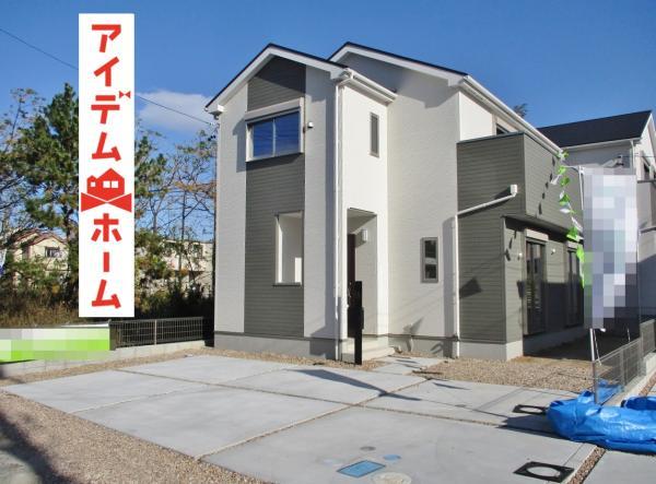 新築一戸建て 愛知県知多市新舞子字竜73番地3号 名鉄常滑線新舞子駅 2290万円