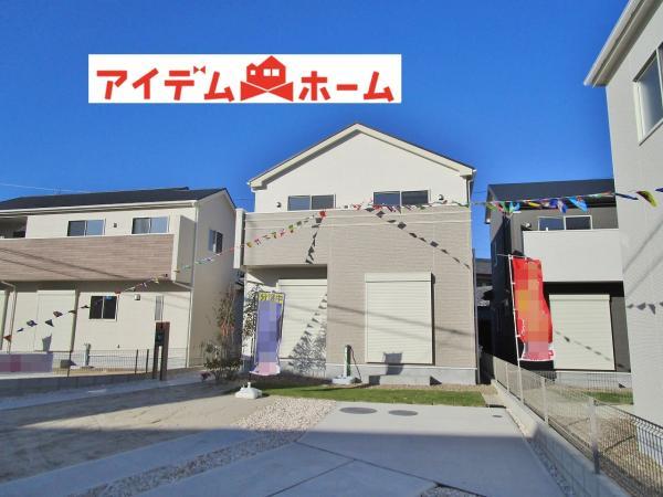 新築一戸建て 愛知県常滑市塩田町5丁目116番地 名鉄空港線常滑駅  1580万円