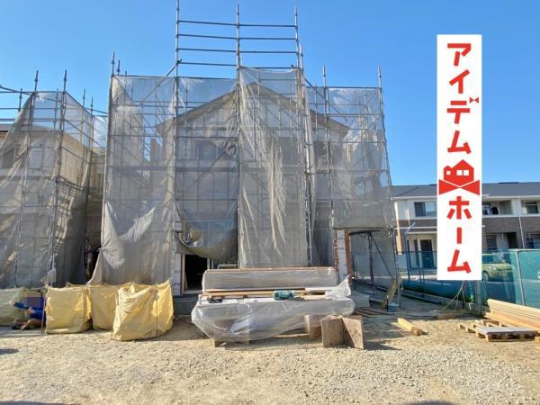 新築一戸建て 愛知県常滑市市場町2丁目58番地 名鉄常滑線常滑駅 2580万円