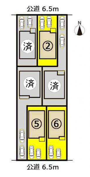 新築一戸建て 愛知県名古屋市天白区梅が丘1丁目904番地 名古屋市鶴舞線原駅 3499万円