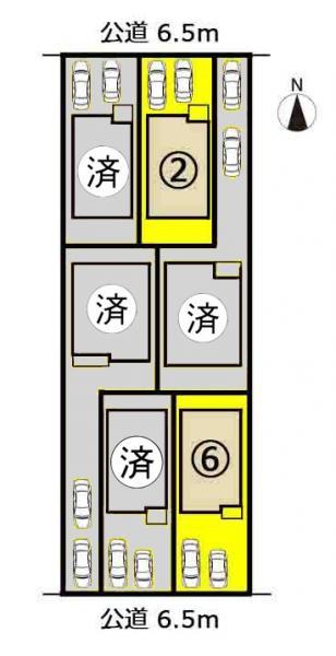 新築一戸建て 愛知県名古屋市天白区梅が丘1丁目904番地 名古屋市鶴舞線原駅 3380万円