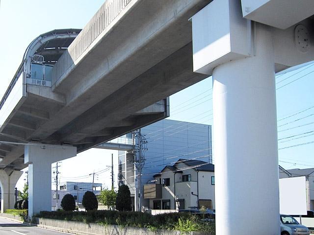 ゆとりーとライン川村駅