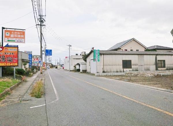 新築戸建 愛知県愛西市日置町山の池66番地 名鉄尾西線日比野駅 1490万円