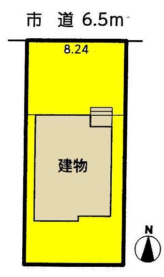 新築一戸建て 愛知県名古屋市中川区打出2丁目113番地 名古屋市東山線高畑駅 3980万円