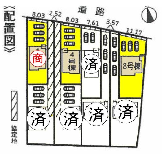 新築一戸建て 愛知県愛西市鵜多須町中道140番地 名鉄尾西線丸渕駅 1890万円
