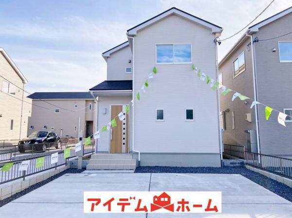 新築一戸建て 愛知県愛西市鵜多須町中道140番地 名鉄尾西線丸渕駅 1590万円