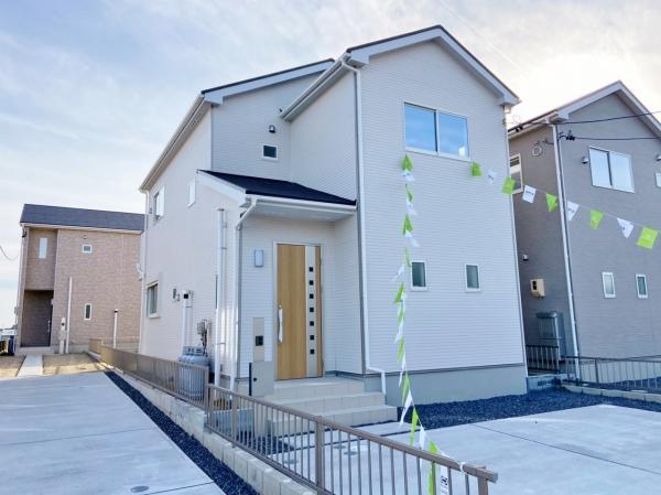 新築一戸建て 愛知県愛西市鵜多須町中道140番地 名鉄尾西線丸渕駅 1790万円