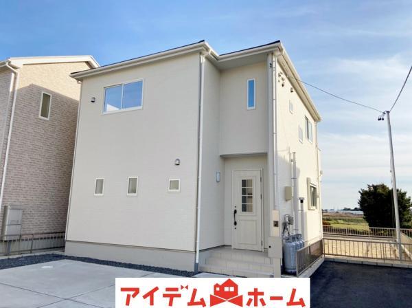 新築一戸建て 愛知県愛西市鵜多須町中道140番地 名鉄尾西線丸渕駅 1690万円