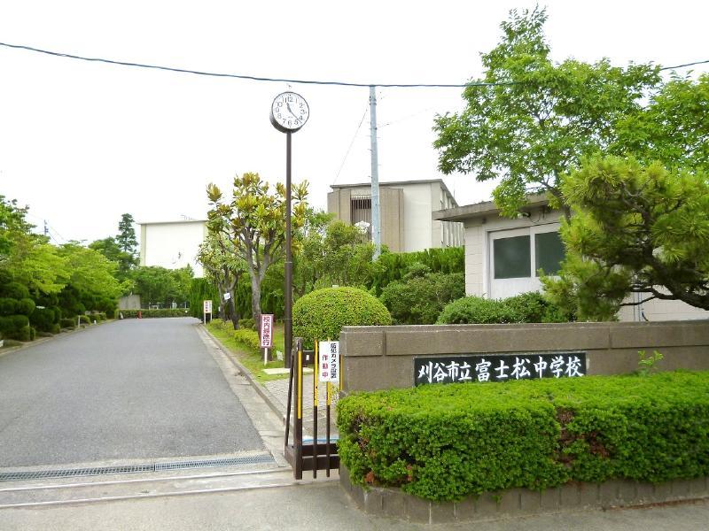 富士松中学校3、