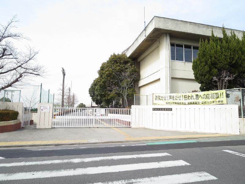 碧南市立東中学校