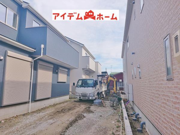 新築戸建 愛知県西尾市鵜ケ池町茅場48番地 名鉄西尾線福地駅 2090万円