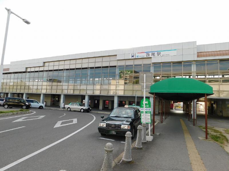 名鉄西尾線「西尾」駅