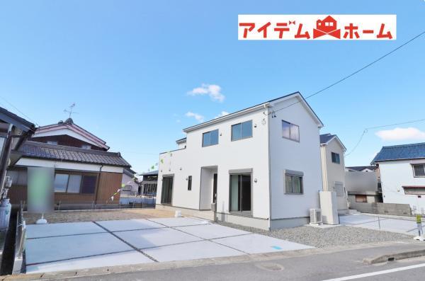 新築一戸建て 西尾市一色町一色船入23番1 名鉄西尾線吉良吉田駅 2380万円
