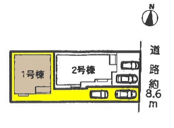 新築一戸建て 海部郡蟹江町平安2丁目32 関西本線蟹江駅  2190万円