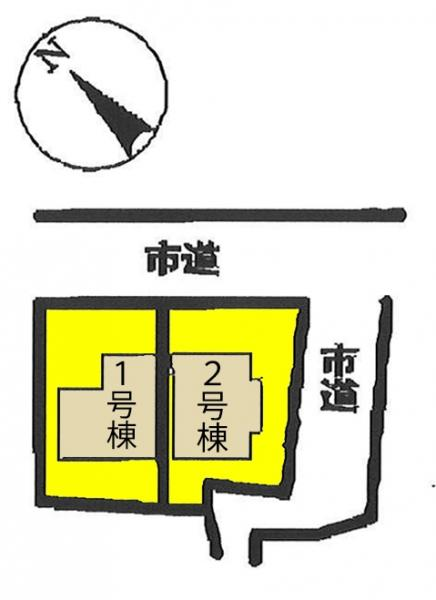 新築戸建 西尾市下矢田町西浦32番5 名鉄西尾線福地駅 2480万円
