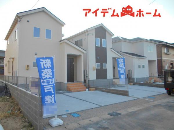 新築一戸建て 知多市大草字東屋敷11 名鉄常滑線新舞子駅 2477万円