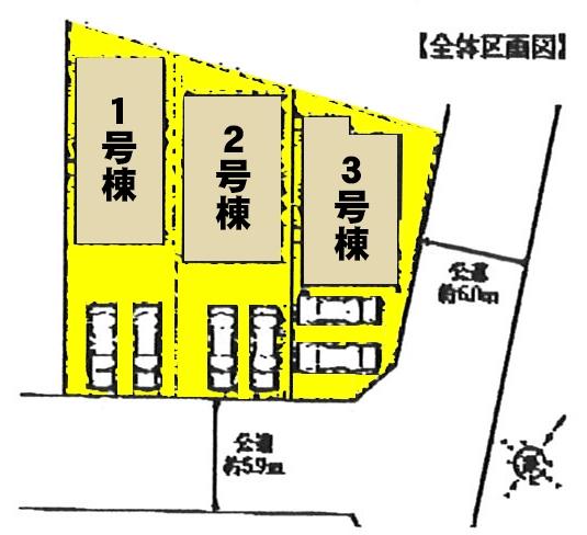 新築一戸建て 清須市桃栄4丁目107番 名鉄名古屋本線須ヶ口駅 2990万円
