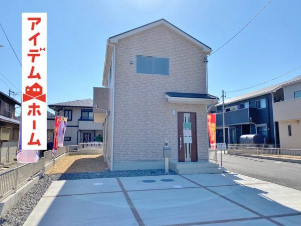 新築一戸建て 常滑市阿野町3丁目67 名鉄常滑線常滑駅 2090万円