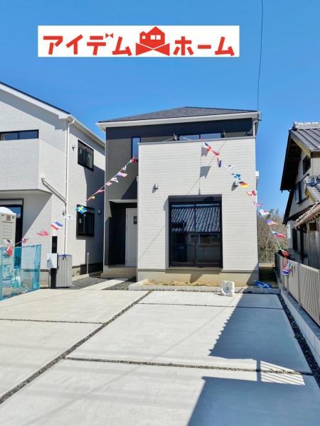 新築一戸建て 常滑市榎戸町3丁目125番、126番、127番 名鉄常滑線榎戸駅 2280万円