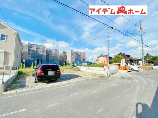 新築一戸建て 西尾市川口町中切64番、65番 名鉄西尾線福地駅 2580万円
