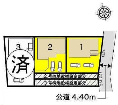 新築一戸建て 名古屋市中川区川前町77番2 関西本線八田駅 3680万円