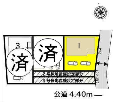 新築一戸建て 名古屋市中川区川前町77番2 関西本線八田駅 3880万円