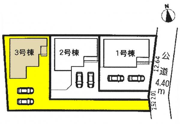 新築一戸建て 名古屋市中川区川前町77番2 関西本線八田駅 3780万円