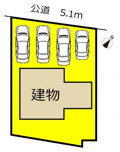 新築一戸建て 瀬戸市瘤木町68番2 愛知環状鉄道瀬戸口駅 2780万円