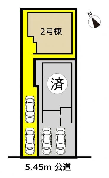 新築一戸建て 名古屋市昭和区川原通7丁目16番2 名古屋市鶴舞線川名駅  4680万円
