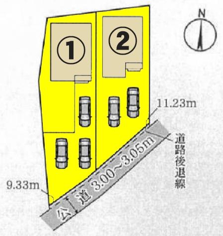 新築一戸建て 江南市和田町小島7番地 名鉄犬山線扶桑駅  1890万円