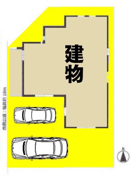 新築一戸建て 一宮市馬見塚字又木49番1 名鉄名古屋本線名鉄一宮駅 3180万円