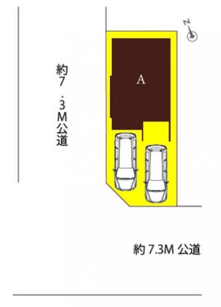 新築一戸建て 名古屋市西区枇杷島3丁目24-3 名鉄犬山線東枇杷島駅 3680万円
