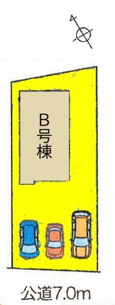 新築一戸建て 安城市古井町小仏9-9 名鉄西尾線碧海古井駅 3570万円