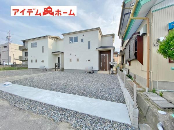 新築一戸建て 西尾市一色町一色前新田175 名鉄西尾線西尾駅 1900万円