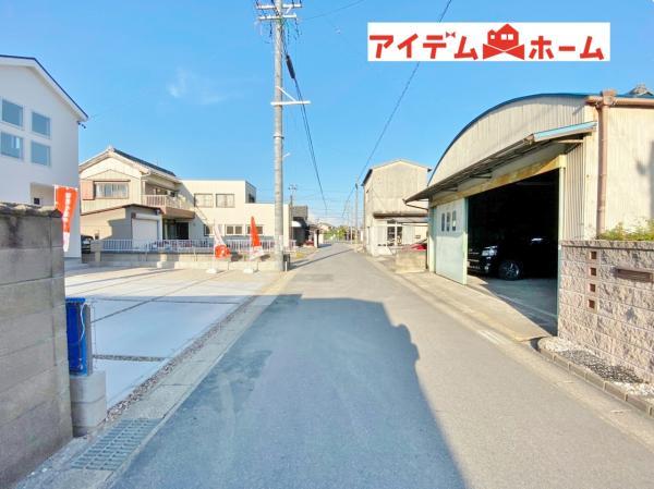 新築一戸建て 西尾市一色町一色乾地88番1 名鉄西尾線福地駅 1980万円