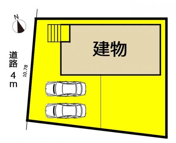 新築一戸建て 瀬戸市神川町119-4 愛知環状鉄道瀬戸口駅 2690万円