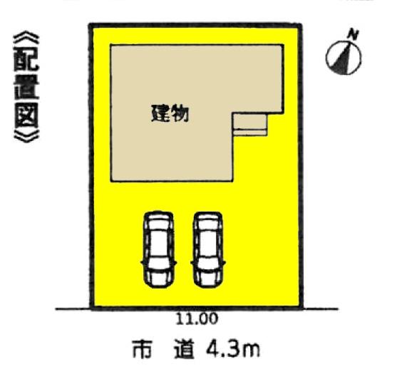 新築一戸建て 津島市鹿伏兎町上春日台2番13 関西本線永和駅  2330万円