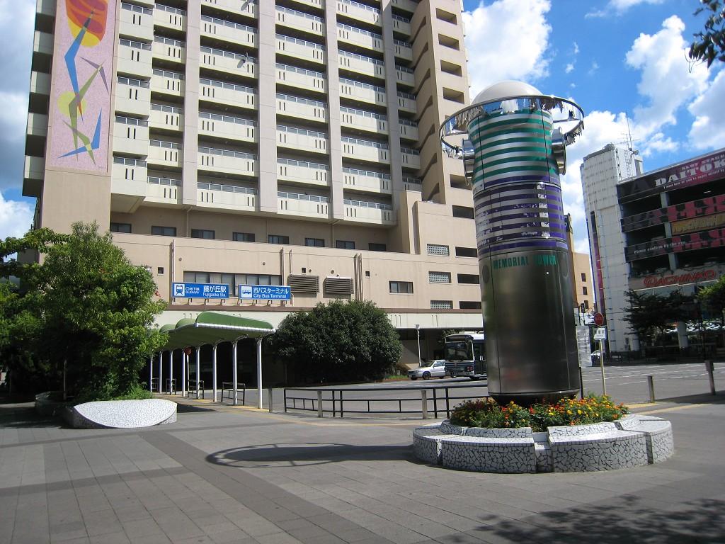地下鉄東山線・リニモ「藤が丘」駅