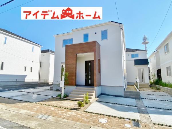 新築一戸建て 名古屋市緑区滝ノ水4丁目604の一部 名鉄名古屋本線有松駅 4290万円