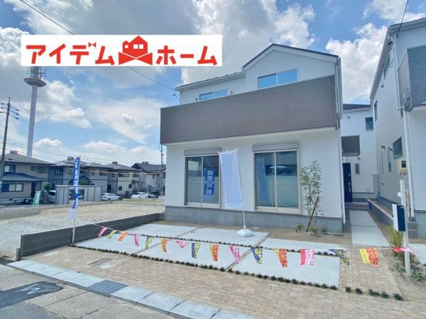 新築一戸建て 名古屋市緑区滝ノ水4丁目604の一部 名鉄名古屋本線有松駅 3990万円