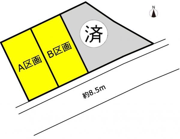 土地 愛知県瀬戸市塩草町192番3 愛知環状鉄道山口駅 1280万円