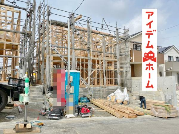 新築一戸建て 名古屋市緑区武路町603番 名鉄名古屋本線有松駅 3590万円