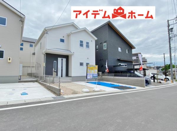 新築一戸建て 知多市佐布里字堀切2番2 名鉄常滑線古見駅  2880万円