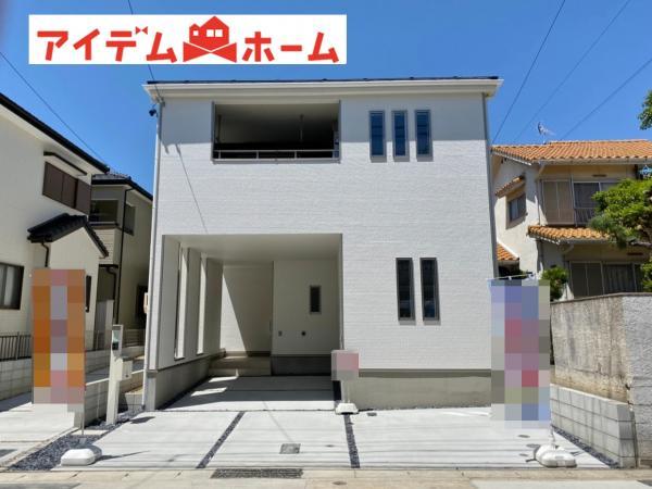 新築一戸建て 名古屋市緑区鳥澄2丁目719番の一部 名鉄名古屋本線有松駅 3890万円
