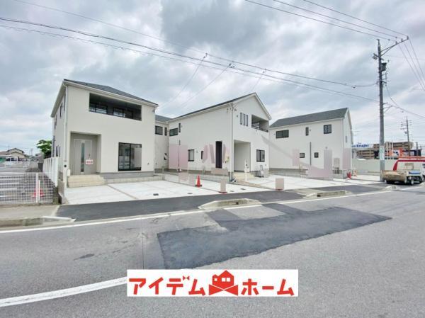 新築一戸建て みよし市三好町木之本19番1の一部 名古屋市鶴舞線赤池駅 2690万円