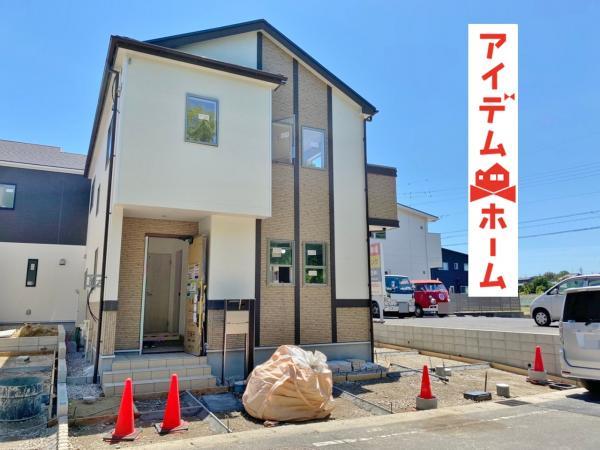 新築一戸建て 東海市中央町6丁目202 名鉄常滑線太田川駅  3530万円